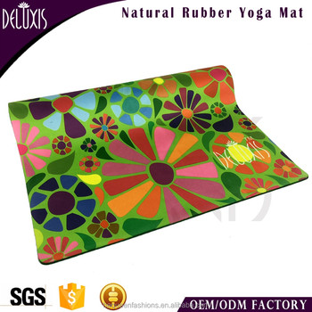 2017 Polyurethane Yoga Mat Rubber Mat Zhejiang Custom
