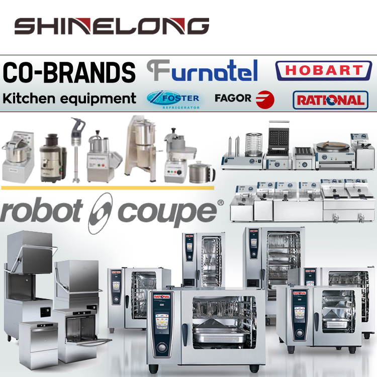 Full Set Hotel Restaurant Buffet Commercial Kitchen Equipment in China