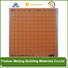 deffiernet style and size mosaic plastic mould as manufacturer