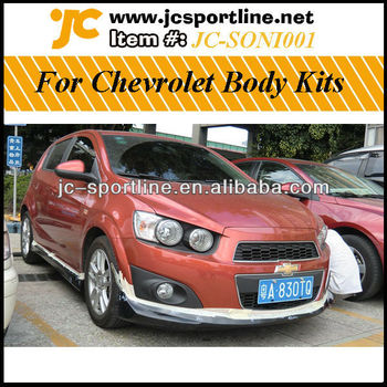 Pp Car Bodykit For Chevrolet Aveo Sonichatchback Body Kits Buy
