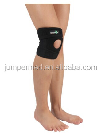 adjustable neoprene knee guard/knee brace sport/sports knee cap