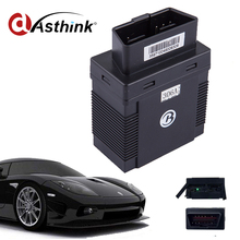 plug and play OBDII car Track Charges Inquiry Alarm Function gps trackers vehicle with high quality