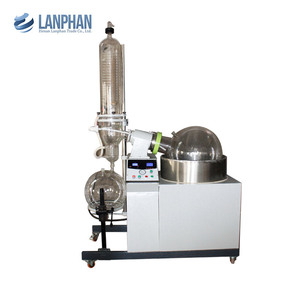 best price vacuum thermal rotary evaporator with iso certification