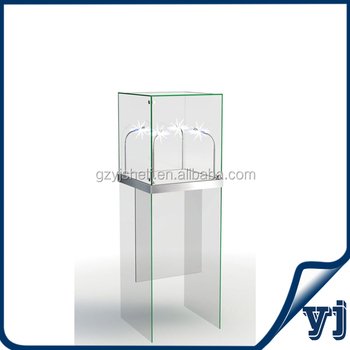 Cabinet Lights Led Jewelry Display Lighting 4 Stand Gl In China Free Standing