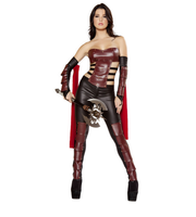 High Quality Wholesale Cheap Adult Carnival girls vampire costume