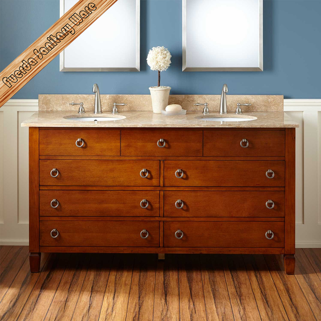 Good Quality And Cheap Chinese Bathroom Vanity Furniture Style Bathroom  Vanities