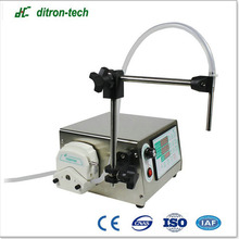 New product 2017 peristaltic pump filling machine factory price