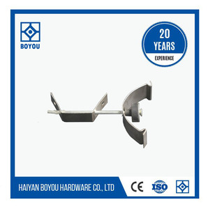 Drywall Metal Ceiling Accessories with Hook