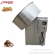 Automatic Industrial Small Chocolate Almond Sugar Peanut Coating Machine Candy Panning Equipment