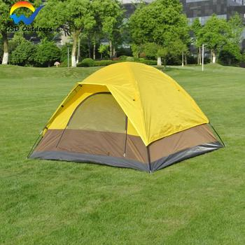 Best Price Factory Manufacturing Outdoor Double Layer Winter Waterproof Camping Canopy Tent For Sale Folding Branded Camping Ten