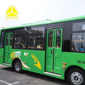 Manufacturer electric shuttle new electric bus for sale