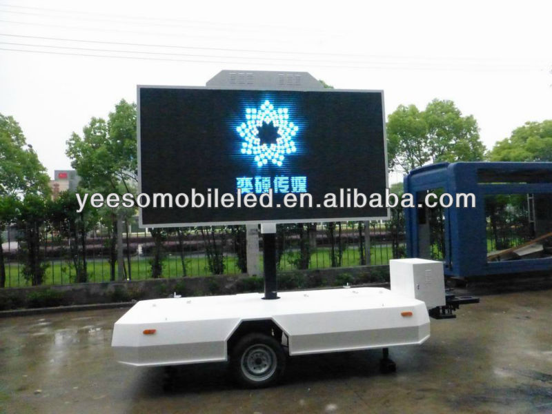 Mobile Led Screen,Digital Outdoor Billboard Trailer For Sale - Buy Mobile  Led Screen,Outdoor Billboard Trailer,Digital Outdoor Billboard Product on