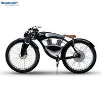 Best Smart 48V Retro E-Bike City for Woman or Man from Shenzhen