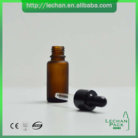 Free samples! 1oz 30ml empty amber glass dropper bottles essential oil bottle US $0.05-0.15 / Piece 10 Pi