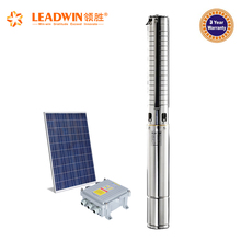 4 Inch Solar Power Water Pump System,solar submersible pump for agriculture irrigation with inverter and controller