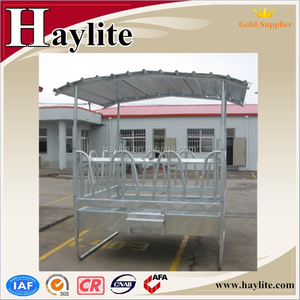 High Quality livestock galvanized Horse Hay Feeders For Sale