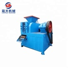 10T coal,charcoal,coke,carbon powder briquette ball making machine/ball maker