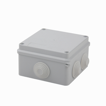 waterproof plastic enclosure box / outdoor cable junction box