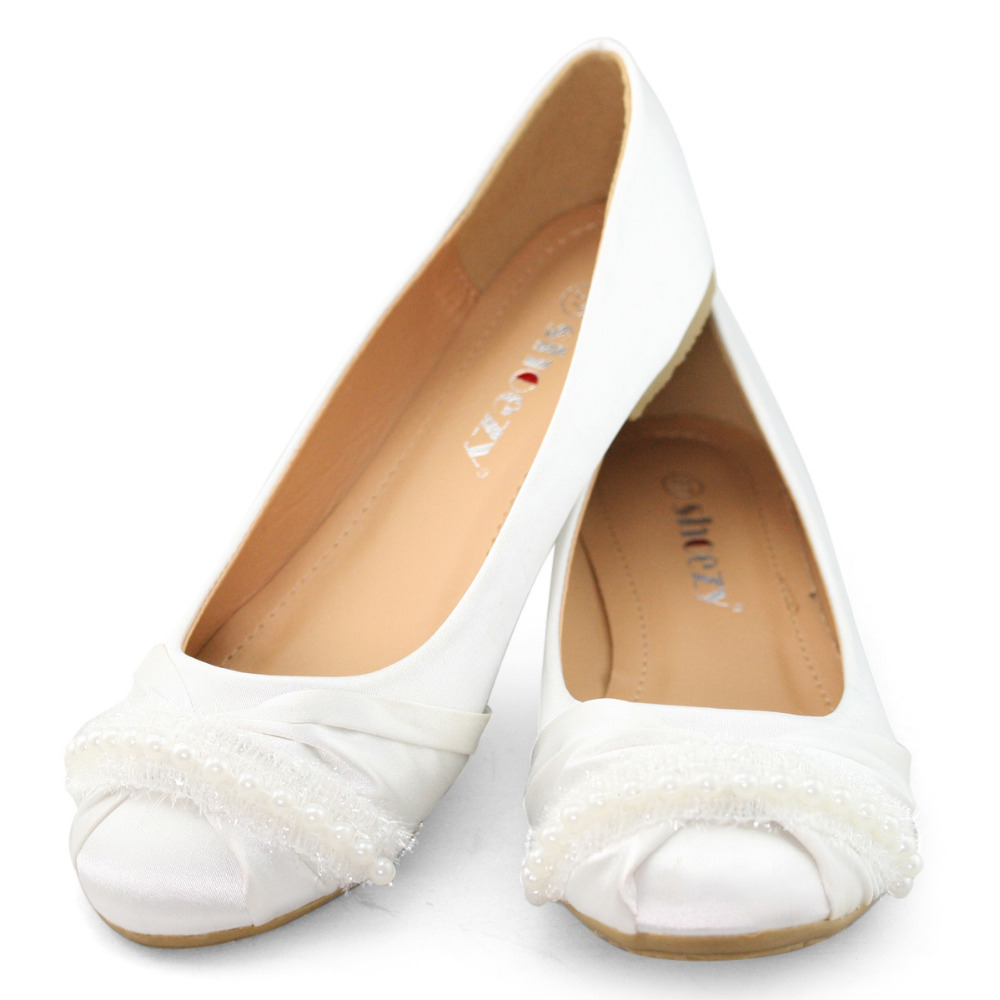 Formal Flats for Wedding