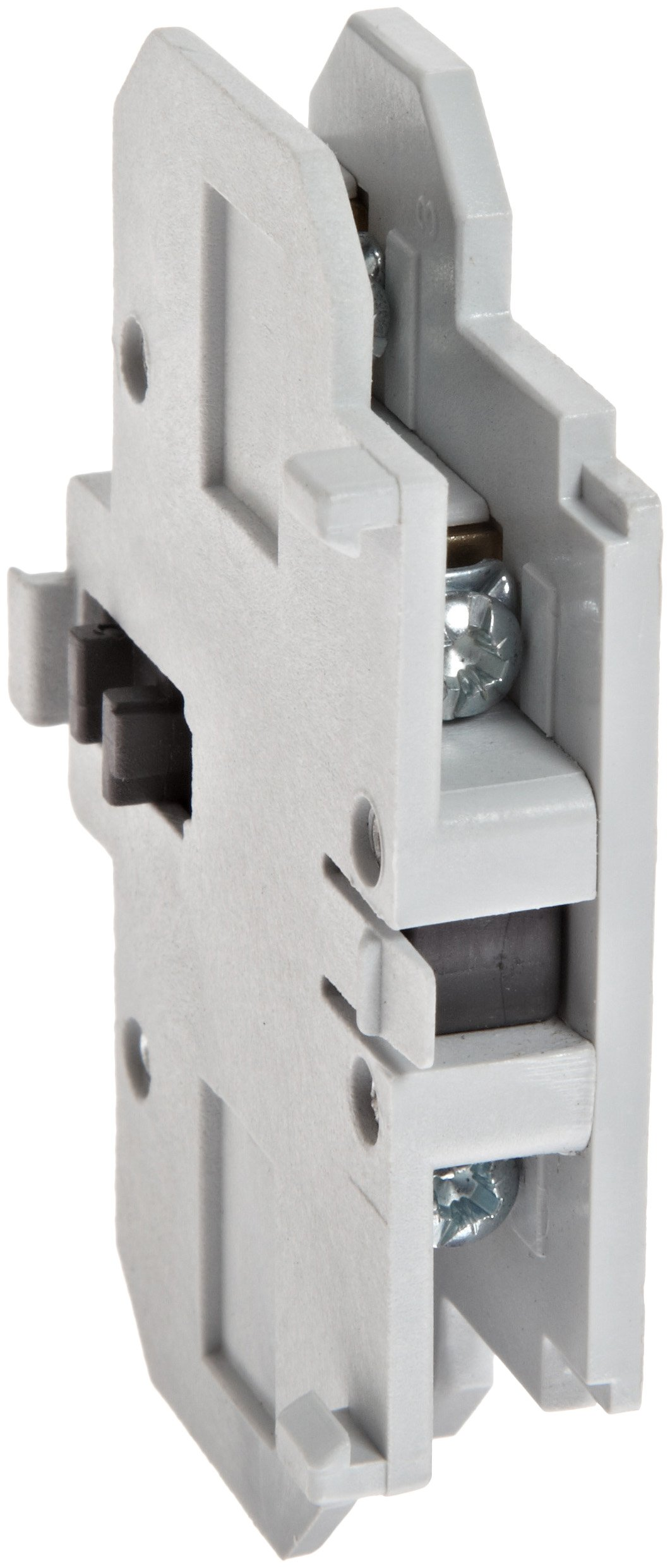 Eaton C320KGS3 Nema Auxiliary Contact For Nema Starters, Side Mount, 1 NO + 1 NC Contacts