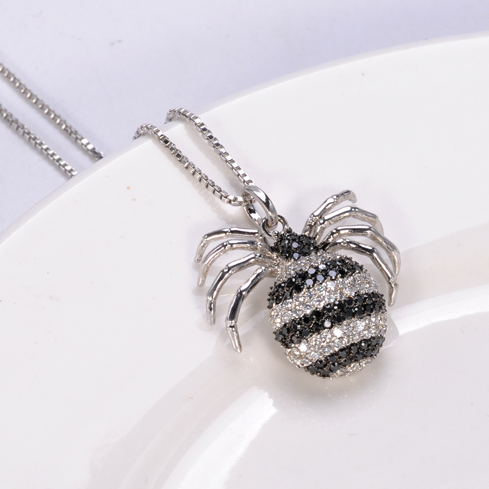 China Manufacturer Spider Pendant For Garment  Decoration