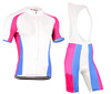 bicycle_bike cycling jerseys top quality short sleeve summer breathable long mesh fabric quick dry cycling jersey and pants set