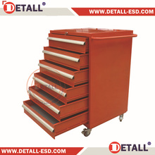 hot sale Metal tool box Tool storage roller cabinet with caster made in china