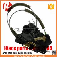 Oem 69040-26130 LH 69030-26150 RH Car Body Spare Auto Parts Front Door Lock for Toyota Hiace Commuter Quantum