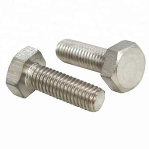 M6 Anodized Titanium Hex Bolt DIN931 DIN933