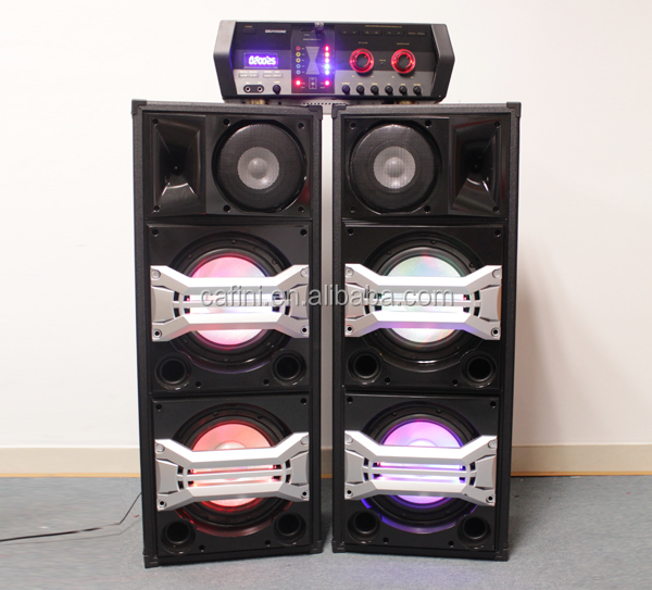 Hi-Fi multimedia home theater passive speaker system