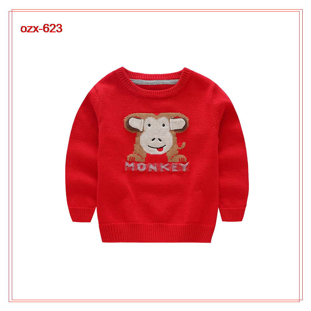 Wholesale cashmere sweater knitting patterns children cardigan kids clothing