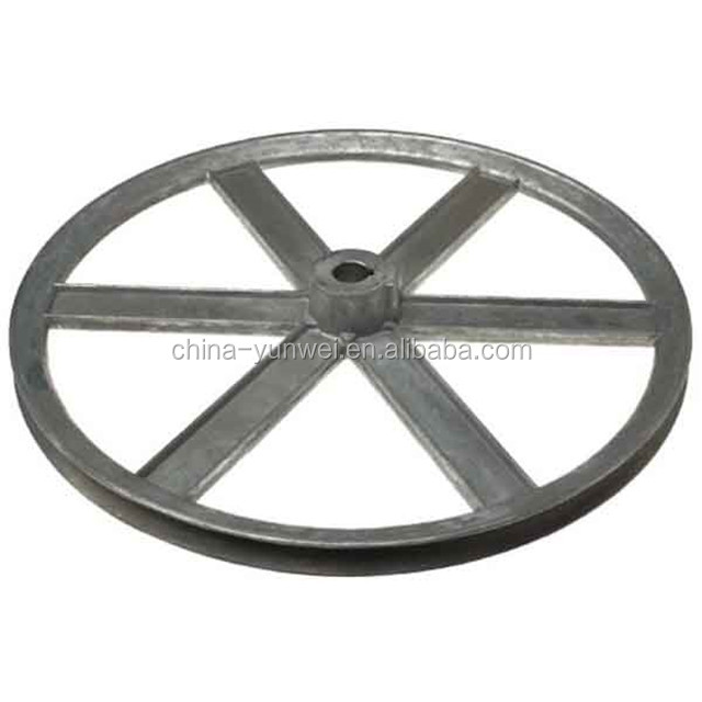 CNC Professional Manufacturer Sand Casting Brass Pulley