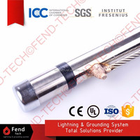 Electrical Grounding Electrode Ion Rod for Sale