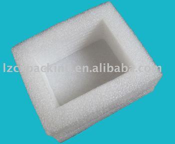 Witte epe schuim anti statische plastic kussen verpakking