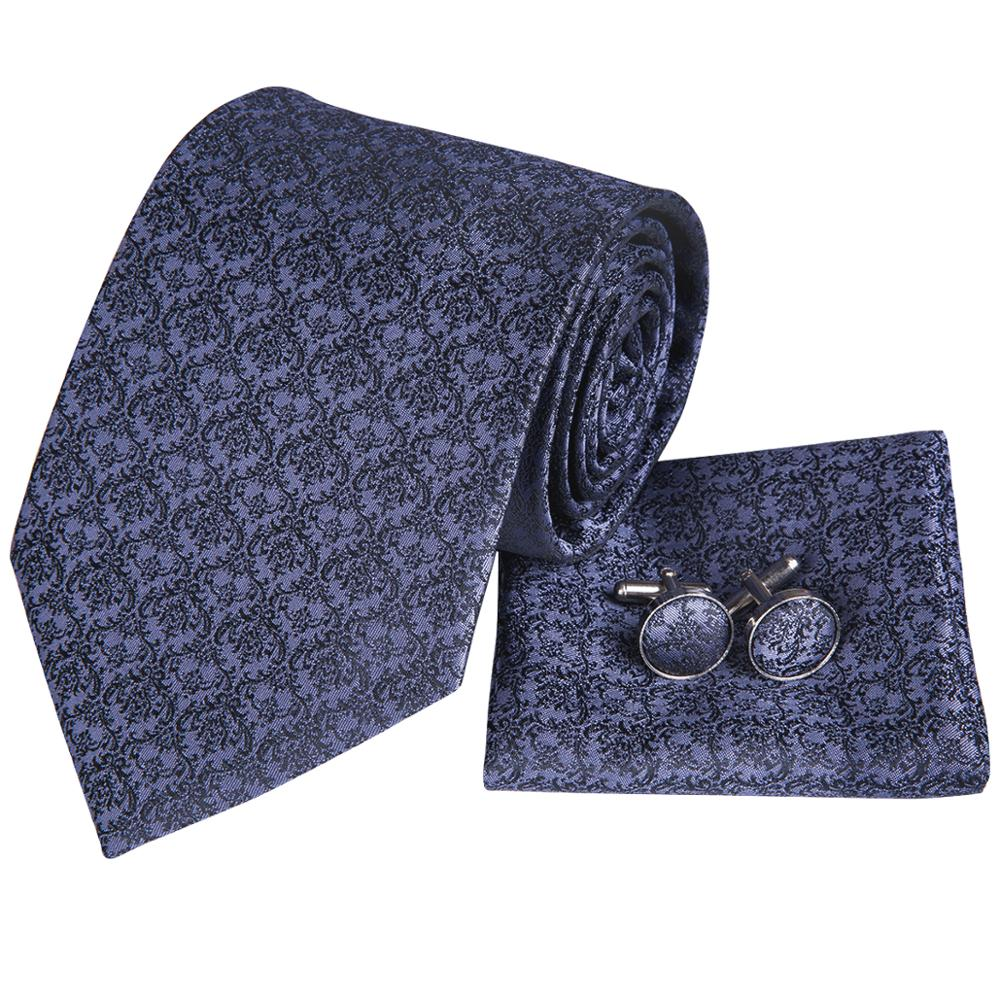 Floral <strong>Ties</strong> for Men <strong>Blue</strong> Silk <strong>Tie</strong> and Pocket Square Set Men <strong>Ties</strong> Corbatas Para Hombre