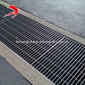 Ms grating price / pvc coated steel grating / grating cover steel
