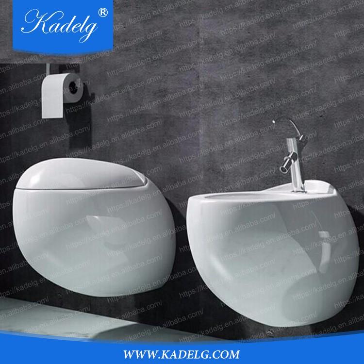 Forma de huevo de calidad moderno set de ba o de porcelana for Porcelana sanitaria