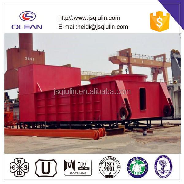 Customized Heavy/Light Metal Plate Large Scale Structure