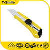 Smile high quality auto retractable safety knife