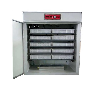 HTC-5 440 pcss chicken eggs incubator setter and hatching combined for market