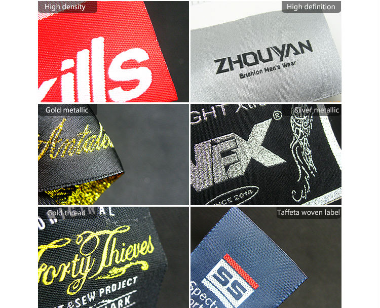 custom woven labels , clothing labels maker