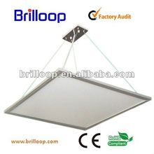 2012 factory wholesale led panel light price, two years warranty, high brightness