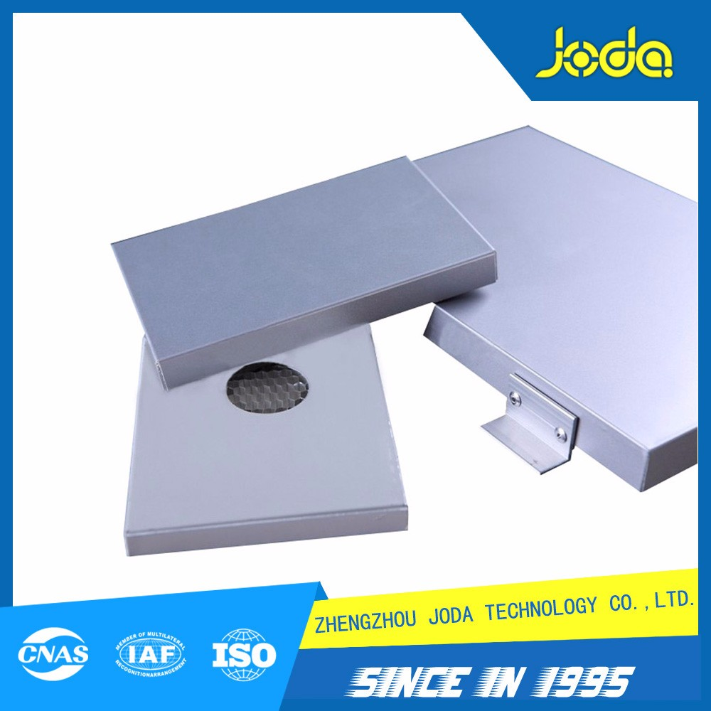 Artistic Aluminum Honeycomb Core Sandwich Panel for Furniture and Door Using