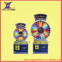 Lottery / SPIN N WIN redemption game machine(XL-AC563)