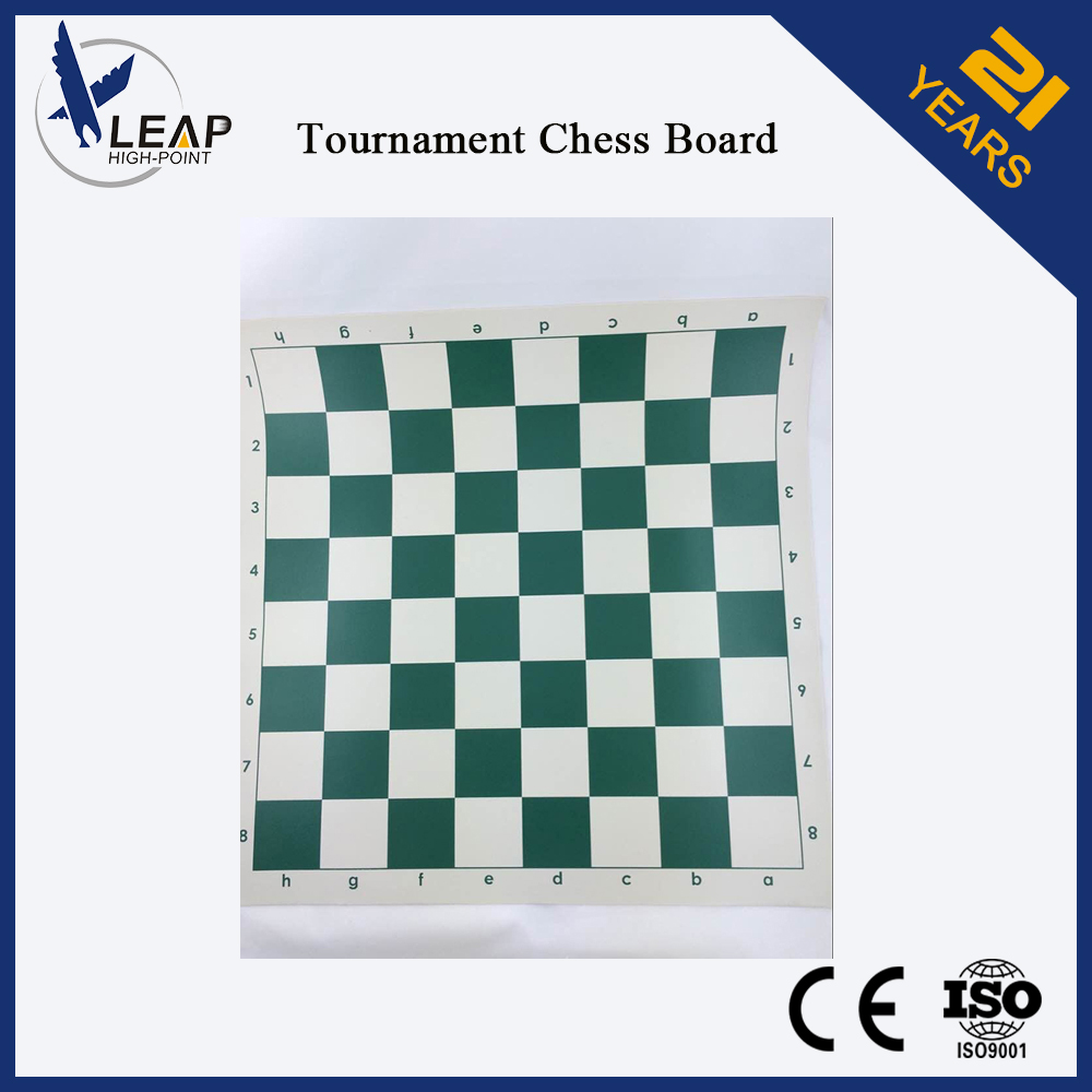 20*20 inch high quality leather chess board