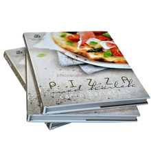 Softcover Natural Delicious Restaurant Cook Book Printing