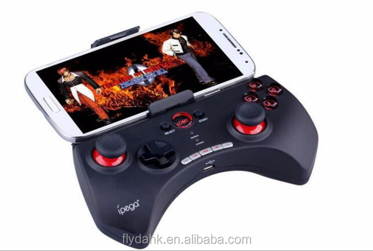 Gamepad Joystick iPEGA PG-9023 Wireless Bluetooth Game Controller For Phone/Pad/Android IOS Tablet PC