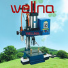 high quality Wellna WNS 500kg manual pneumatic hole punch