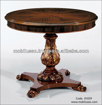 antique hall table. Antique Round Centre Hall Table