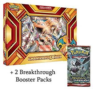 Charizard EX Box Set xy17 Pokemon Online Code Card PTCGO